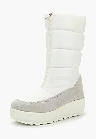 Дутики, Mon Ami, цвет: белый. Артикул: MO151AWBZAF3. Обувь