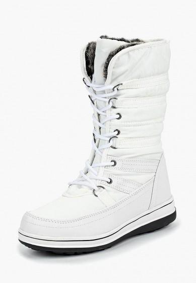 Дутики, Mon Ami, цвет: белый. Артикул: MO151AWBZAF8. Обувь