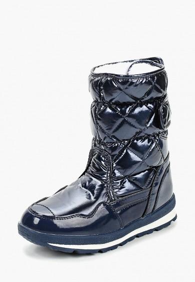 Дутики, Mon Ami, цвет: синий. Артикул: MO151AWDKBS4. Обувь