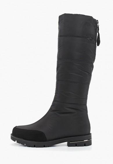 Дутики, Mon Ami, цвет: черный. Артикул: MO151AWDXYB5. Обувь