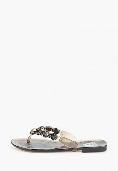 Сланцы, Mon Ami, цвет: серый. Артикул: MO151AWIRVC0. Обувь
