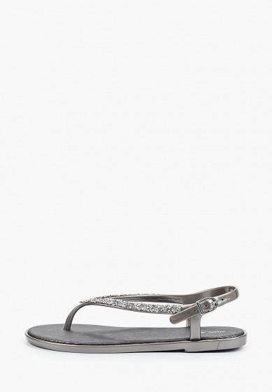 Сандалии, Mon Ami, цвет: серый. Артикул: MO151AWIRVD5. Обувь