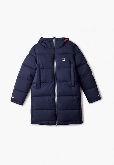 Куртка утепленная Fila за 5 999 ₽. в интернет-магазине Lamoda.ru