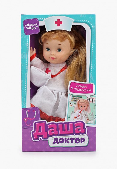 Кукла Happy Valley за 1 390 ₽. в интернет-магазине Lamoda.ru