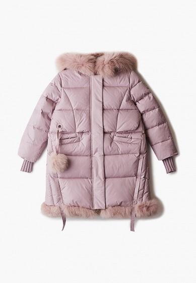 Куртка утепленная Mes ami с брелоком за 17 000 ₽. в интернет-магазине Lamoda.ru