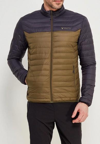 Пуховик, Anta, цвет: хаки. Артикул: MP002XM05SEC. Одежда / Верхняя одежда / Пуховики и зимние куртки