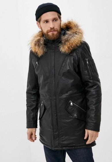 Куртка утепленная Al Franco за 27 990 ₽. в интернет-магазине Lamoda.ru