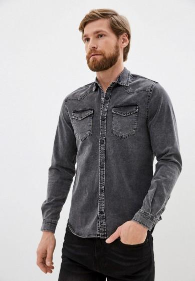 Рубашка джинсовая DeFacto за 2 299 ₽. в интернет-магазине Lamoda.ru