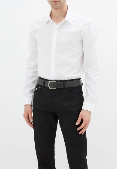 Рубашка Lacoste за 4 190 ₽. в интернет-магазине Lamoda.ru