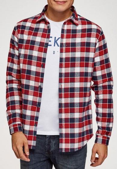 Рубашка oodji за 1 299 ₽. в интернет-магазине Lamoda.ru