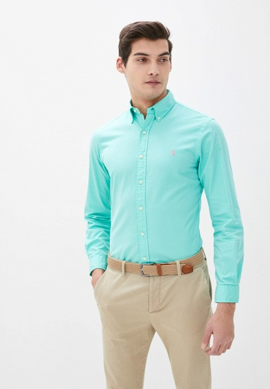Рубашка Polo Ralph Lauren за 6 000 ₽. в интернет-магазине Lamoda.ru