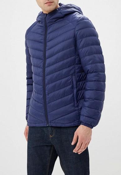 Пуховик, Snowimage, цвет: синий. Артикул: MP002XM23ZI6. Одежда / Верхняя одежда / Пуховики и зимние куртки