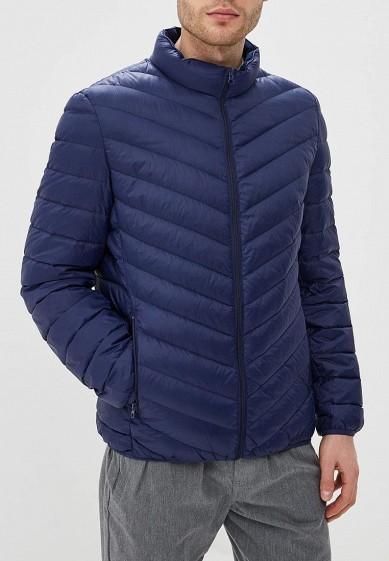Пуховик, Snowimage, цвет: синий. Артикул: MP002XM23ZI9. Одежда / Верхняя одежда / Пуховики и зимние куртки