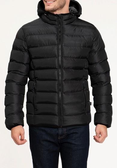 Куртка утепленная, Amimoda, цвет: черный. Артикул: MP002XM240GJ. Одежда / Верхняя одежда / Пуховики и зимние куртки