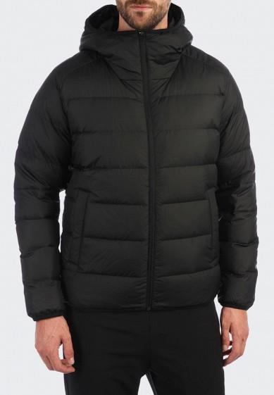 Пуховик, Anta, цвет: черный. Артикул: MP002XM243IL. Одежда / Верхняя одежда / Пуховики и зимние куртки