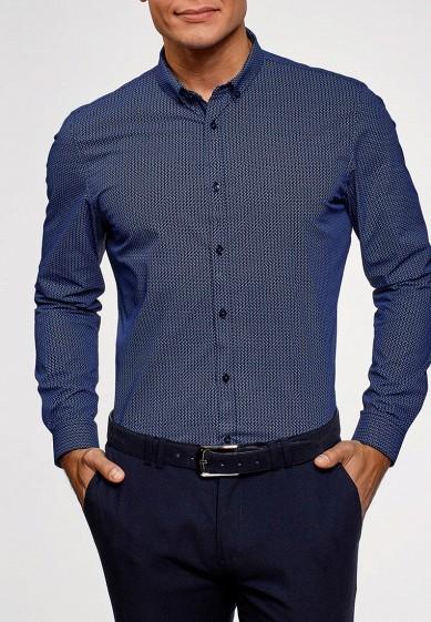 Рубашка oodji за 1 099 ₽. в интернет-магазине Lamoda.ru