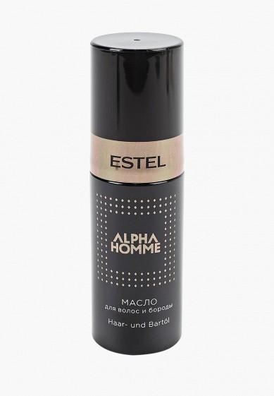 Масло для бороды Estel ALPHA HOMME для волос и бороды ESTEL PROFESSIONAL 50 мл за 450 ₽. в интернет-магазине Lamoda.ru