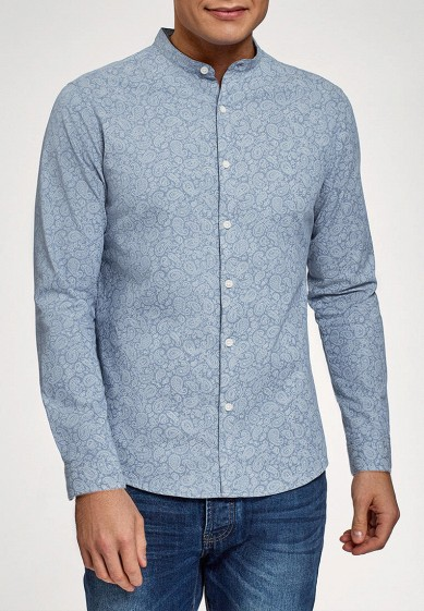 Рубашка oodji за 1 399 ₽. в интернет-магазине Lamoda.ru