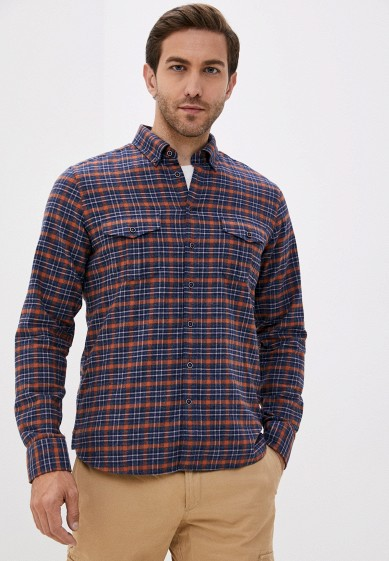 Рубашка Henderson за 4 799 ₽. в интернет-магазине Lamoda.ru