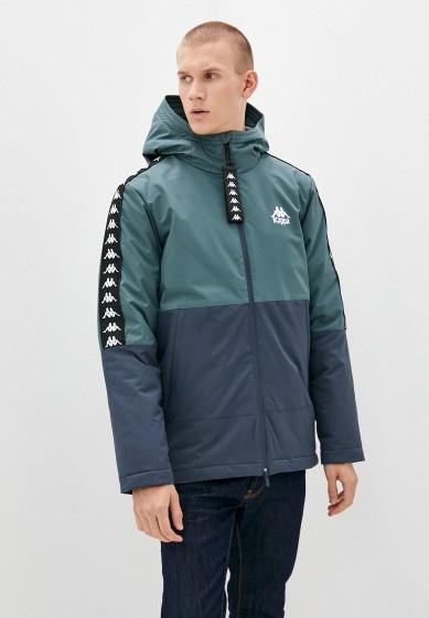 Куртка утепленная Kappa за 8 499 ₽. в интернет-магазине Lamoda.ru