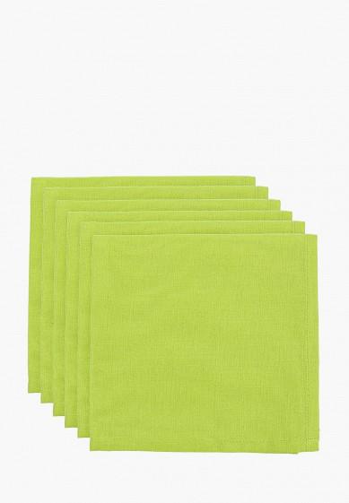 Комплект салфеток сервировочных Naturel GREEN за 990 ₽. в интернет-магазине Lamoda.ru