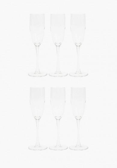 Набор бокалов Luminarc для шампанского, СИГНАТЮР (ЭТАЛОН), 170 мл - 6 шт за 799 ₽. в интернет-магазине Lamoda.ru