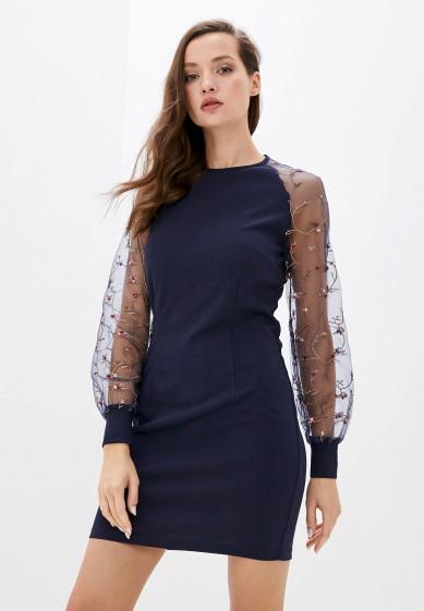 Платье Sezoni за 3 190 ₽. в интернет-магазине Lamoda.ru