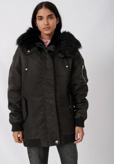 Куртка Maje за 52 900 ₽. в интернет-магазине Lamoda.ru