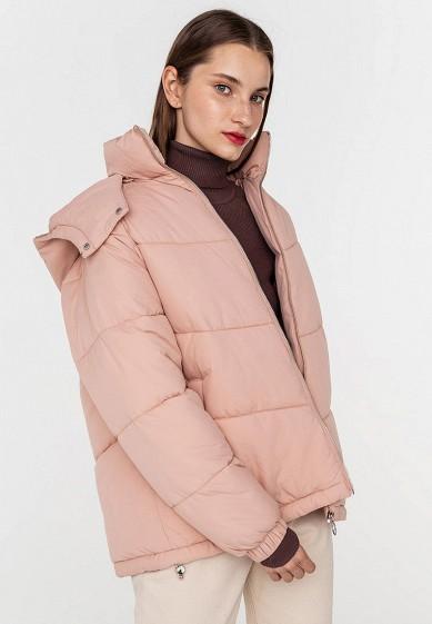 Куртка утепленная Befree за 3 599 ₽. в интернет-магазине Lamoda.ru