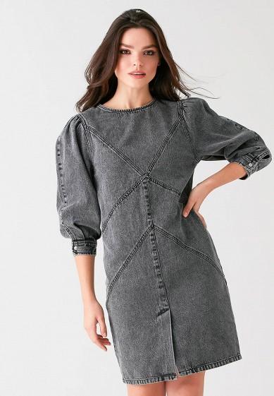 Платье джинсовое Love Republic за 4 139 ₽. в интернет-магазине Lamoda.ru