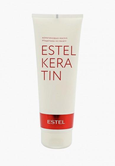 Маска для волос Estel для кератинизации волос ESTEL PROFESSIONAL 250 мл за 550 ₽. в интернет-магазине Lamoda.ru