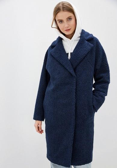 Пальто, Argent, цвет: синий. Артикул: MP002XW0GLCC. Одежда / Верхняя одежда / Пальто / Зимние пальто