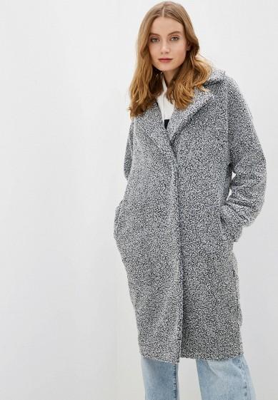 Пальто, Argent, цвет: серый. Артикул: MP002XW0GLCE. Одежда / Верхняя одежда / Пальто / Зимние пальто