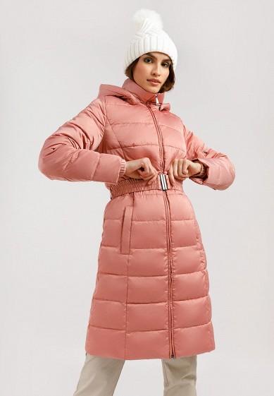 Пуховик, Finn Flare, цвет: розовый. Артикул: MP002XW0GWCN.