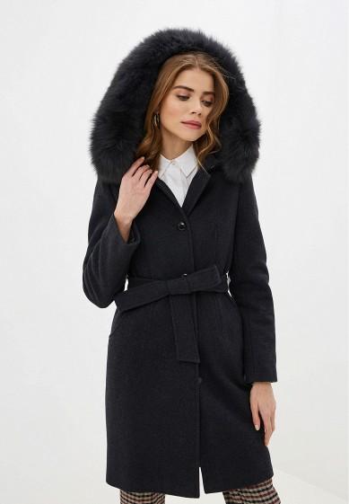 Пальто, Avalon, цвет: серый. Артикул: MP002XW0H93U. Одежда / Верхняя одежда / Пальто / Зимние пальто