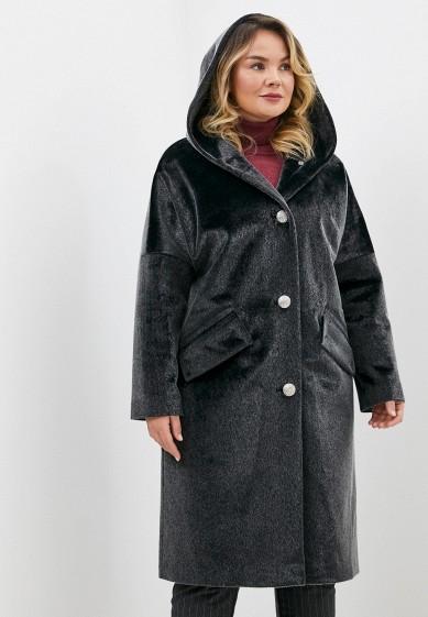 Пальто, Gamelia, цвет: черный. Артикул: MP002XW0HGV9. Одежда / Верхняя одежда / Пальто / Зимние пальто