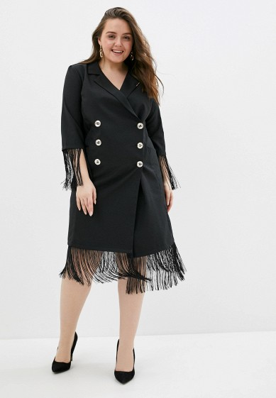 Платье Miss Lora за 3 899 ₽. в интернет-магазине Lamoda.ru