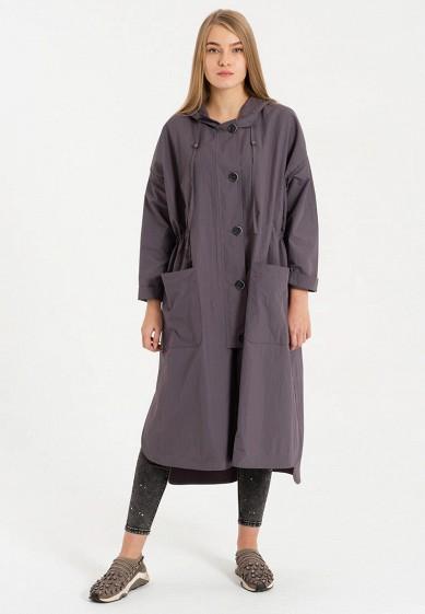 Плащ, Lab Fashion, цвет: серый. Артикул: MP002XW0Q7LX. Одежда