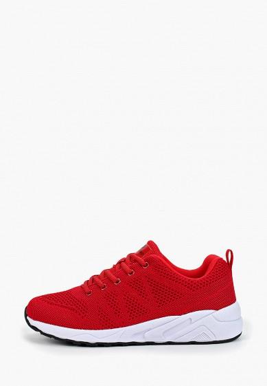 Кроссовки, TimeJump, цвет: красный. Артикул: MP002XW0R536. Обувь / Кроссовки и кеды / Кроссовки