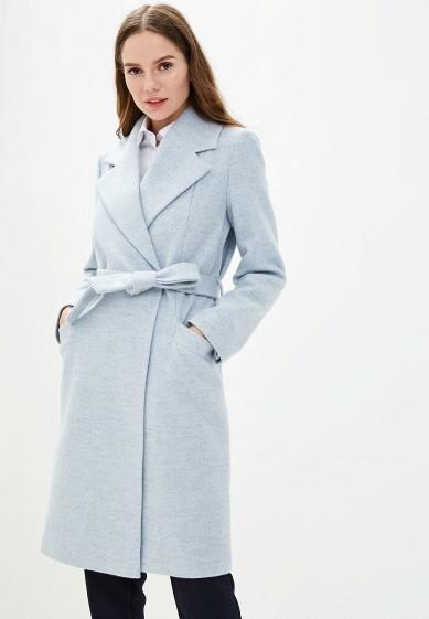 Пальто, Vivaldi, цвет: голубой. Артикул: MP002XW0RDG7. Одежда / Верхняя одежда / Пальто