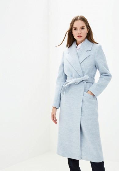 Пальто, Vivaldi, цвет: голубой. Артикул: MP002XW0RDGB. Одежда / Верхняя одежда / Пальто