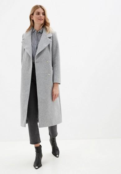 Пальто, Paradox, цвет: серый. Артикул: MP002XW0RGWD. Одежда / Верхняя одежда / Пальто