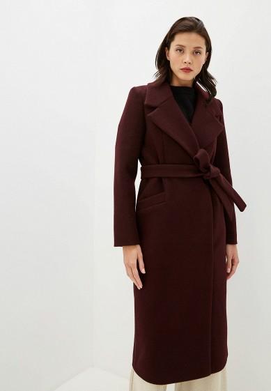 Пальто, Paradox, цвет: бордовый. Артикул: MP002XW0RGWF. Одежда / Верхняя одежда / Пальто