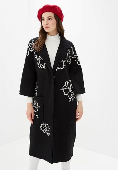 Пальто, Zarina, цвет: черный. Артикул: MP002XW0RHZS. Одежда / Верхняя одежда / Пальто