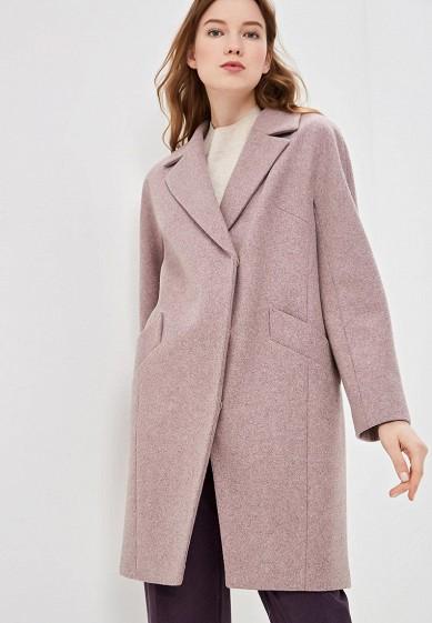 Пальто, Avalon, цвет: фиолетовый. Артикул: MP002XW0SKPH. Одежда / Верхняя одежда / Пальто