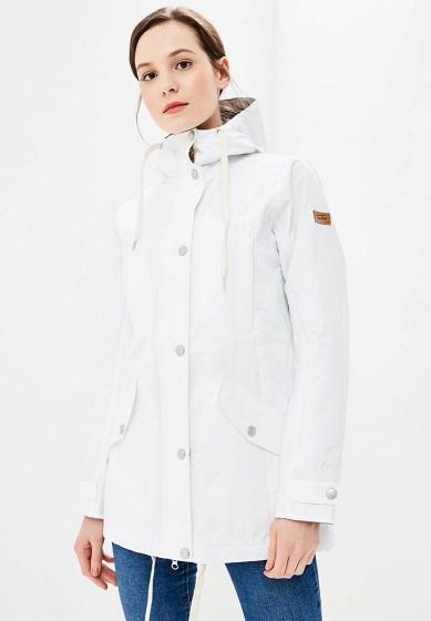 Парка, Tenson, цвет: белый. Артикул: MP002XW0TP3T. Одежда / Верхняя одежда / Парки