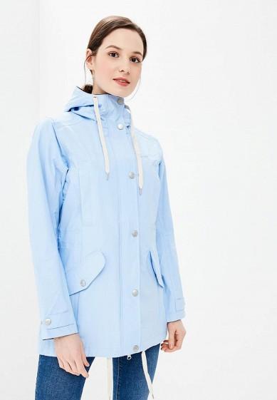 Парка, Tenson, цвет: голубой. Артикул: MP002XW0TP3W. Одежда / Верхняя одежда / Парки