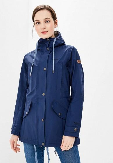 Парка, Tenson, цвет: синий. Артикул: MP002XW0TP3X. Одежда / Верхняя одежда / Парки