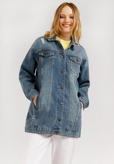 Куртка джинсовая Finn Flare за 3 032 ₽. в интернет-магазине Lamoda.ru
