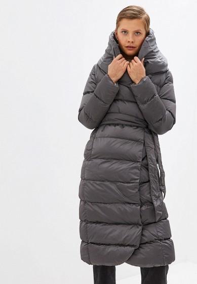 Куртка утепленная, Conso Wear, цвет: серый. Артикул: MP002XW0TUP7. Одежда / Верхняя одежда